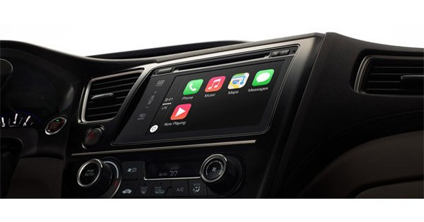 Avec l'iOS 8.3, le CarPlay deviendra sans fil