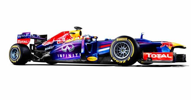 Formule 1 : une application pour jouer à l'espion au sein de l'écurie Red Bull