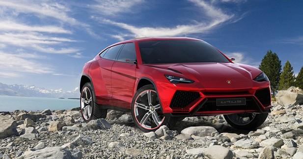 Le Lamborghini Urus pourra finalement être produit en Italie