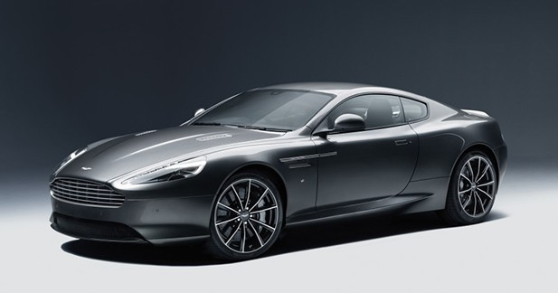 Aston Martin dévoile officiellement la DB9 GT