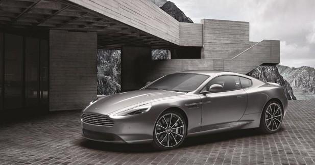 L'Aston Martin DB9 GT s'offre une Bond Edition
