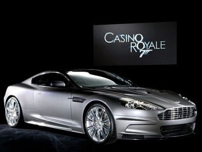Aston Martin DBS : permis de port d'arme