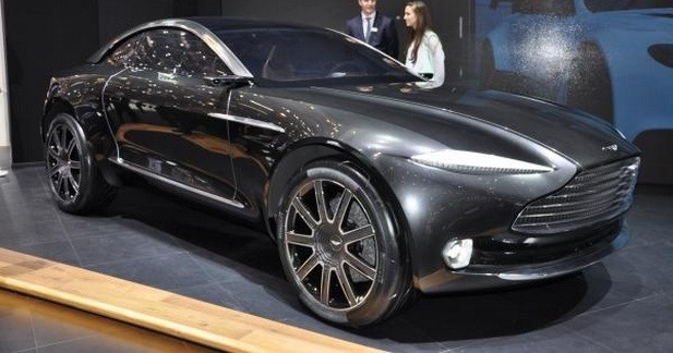 Aston Martin produira la DBX