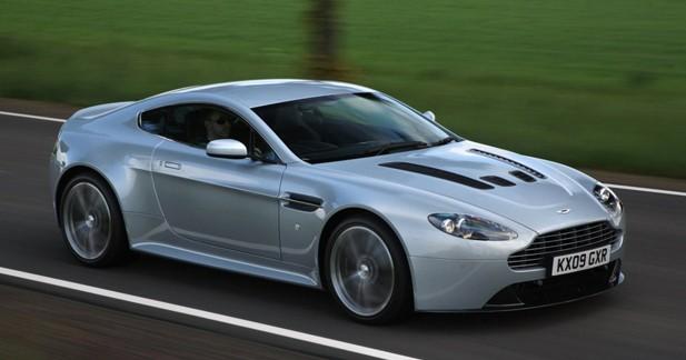 Des milliers d'Aston rappelées en atelier
