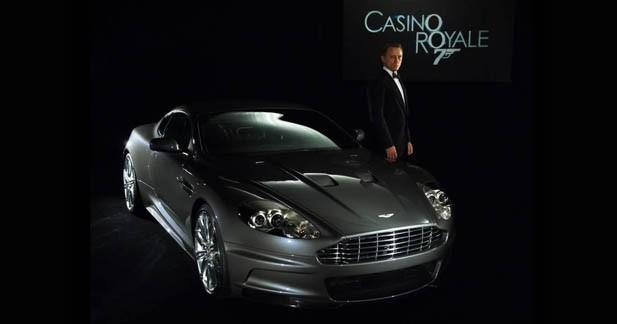 le mus e de beaulieu en angleterre expose les voitures de 007. Black Bedroom Furniture Sets. Home Design Ideas