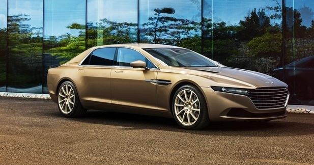 Aston Martin Lagonda Taraf: aussi pour l'Europe
