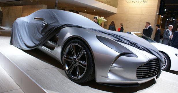 Aston Martin One-77 : une part de rêve