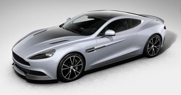 Une série spéciale Centenary Edition chez Aston Martin