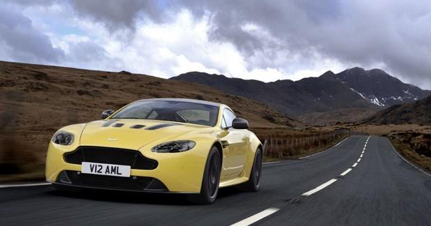 Aston Martin V12 Vantage S : La Vantage ultime se dévoile en vidéo