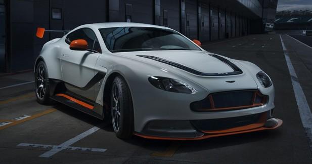Aston Martin Vantage GT3: la pistarde homologuée de Gaydon