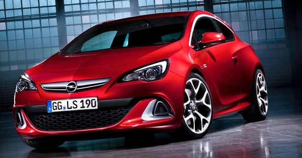 Opel Astra OPC : Comme l'Eclair !
