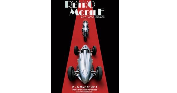 Rétromobile 2011 : les ''young timers'' à l'honneur