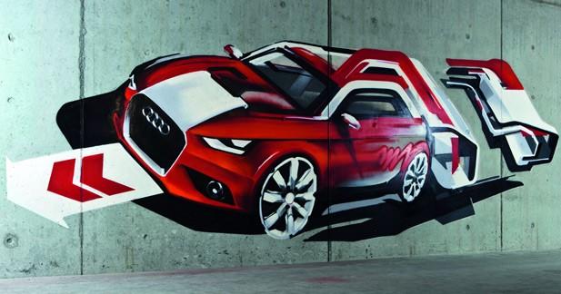 Audi A1 : pas encore présentée et déjà récompensée