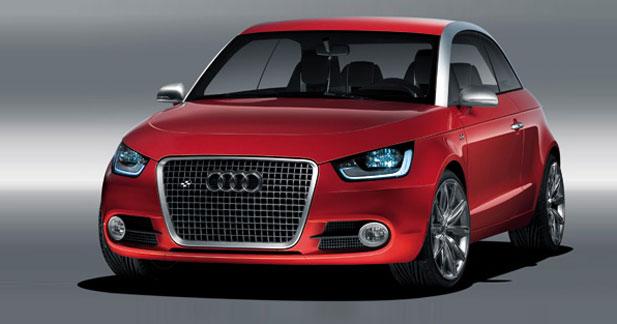 Audi A1 Metroproject : la future citadine Audi