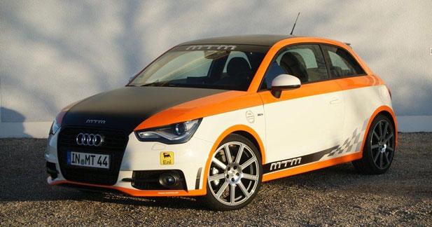Audi A1 par MTM : la puce s'énerve !