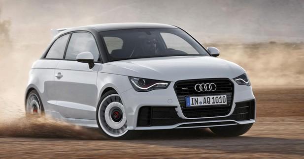 Audi A1 quattro 256 ch : Collector !