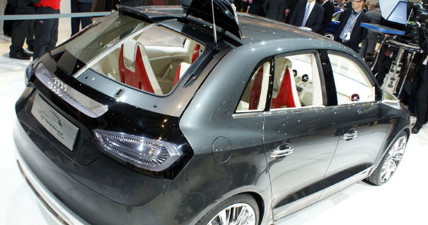 Design purement Audi