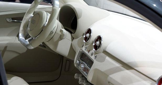 audi a1 sportback concept l 39 anti mini des anneaux. Black Bedroom Furniture Sets. Home Design Ideas