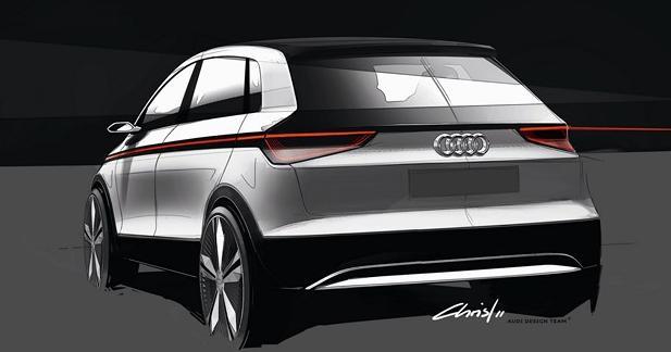 Audi A2 Concept : Revanche à prendre