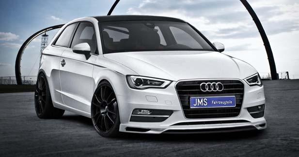JMS présente un petit programme de personnalisation pour l'Audi A3