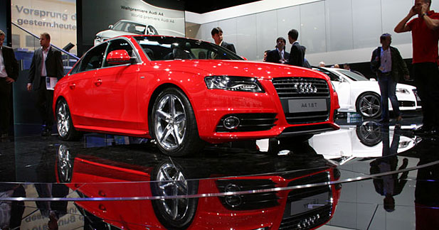 Audi A4 : refonte sans vague