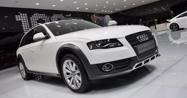 Audi A4 Allroad : l'aventure envahit la gamme