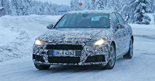 La nouvelle Audi A4 sera dévoilée à Francfort
