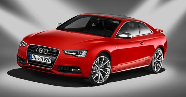Audi A5 DTM Edition : en hommage au titre de Mike Rockenfeller
