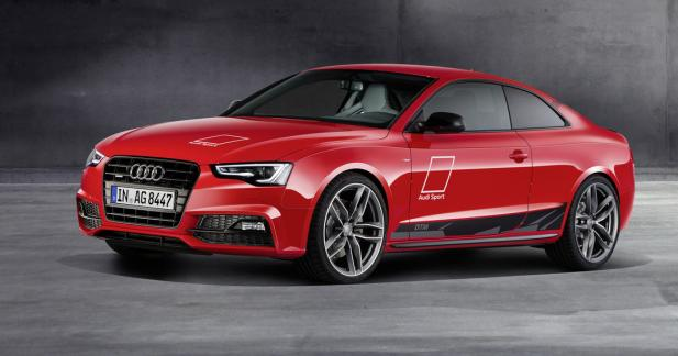 Audi A5 DTM Edition: le diesel coule dans ses veines