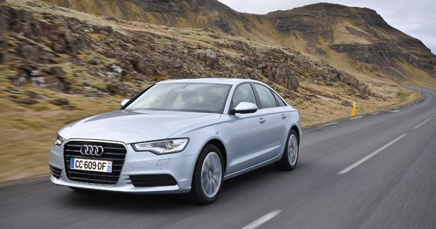 Audi A6 : nouvelle version TDI 190 ch ultra