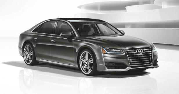 L'Audi A8 s'offre une nouvelle version sportive