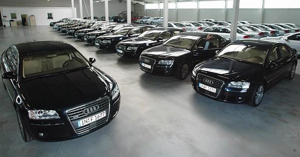 Audi A8 phase 3 : la grande aux petits soins