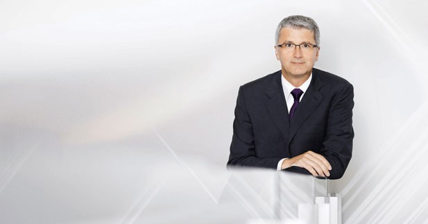 RS6 Avant, discours sur la croissance : Audi fait le show à Davos