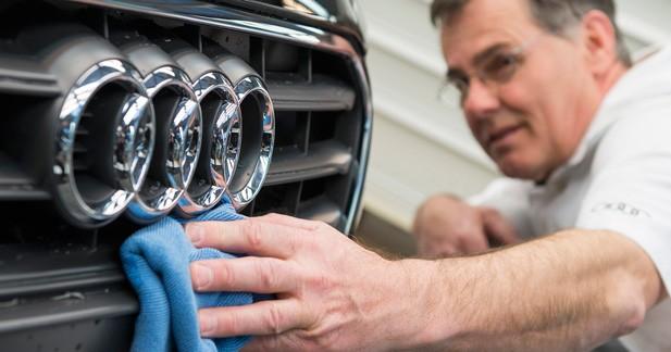 Audi : le bilan financier 2013 dépasse les espérances