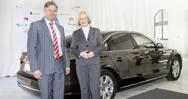 Audi lance le diesel produit à partir de CO2