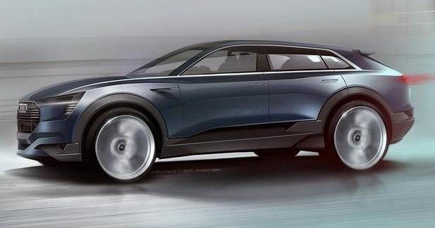 Audi dévoile les premières infos sur le Q6 e-tron