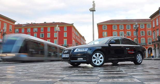 Audi Efficiency Challenge: Anneaux gastriques