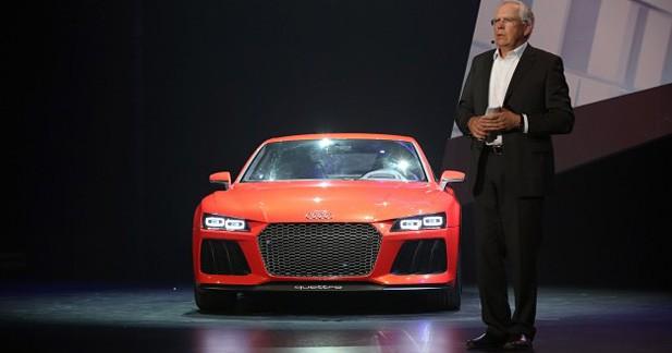 Des déclinaisons hybrides pour tous les modèles Audi d'ici à 2020