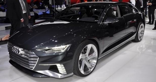 Audi Prologue Avant: le futur des breaks aux anneaux