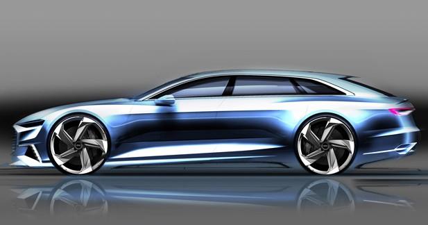 Audi PrologueAvant : break réinventé