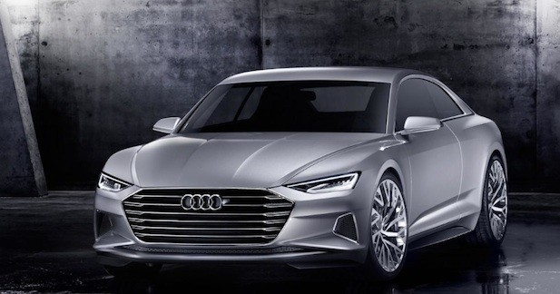 Audi Prologue Concept : l'incarnation du futur