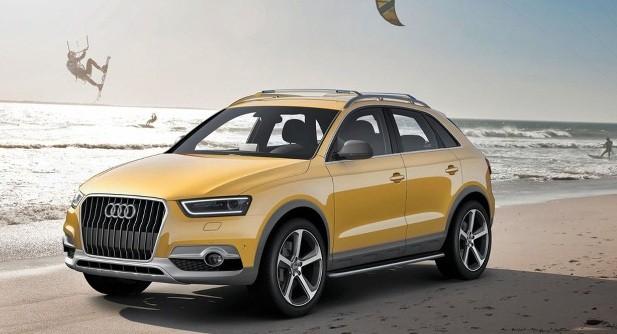 Audi Q3 Jinlong Yufeng Concept : Fort en thèmes !