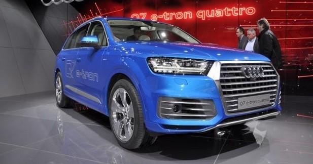 Audi Q7 : rehaussez vos prétentions