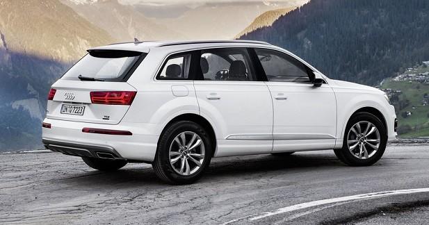 Audi Q7 3.0 TDI Ultra: une nouvelle entrée de gamme pour le SUV aux anneaux