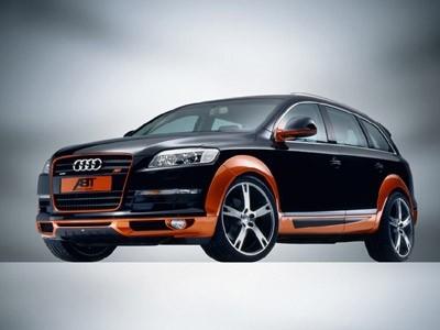 Audi Q7 par ABT!
