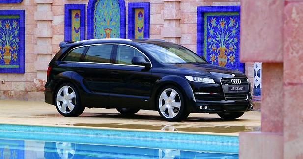 Audi Q7 par JE Design : intervention musclée !