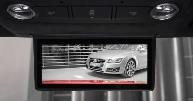 Audi présente le rétroviseur central du futur