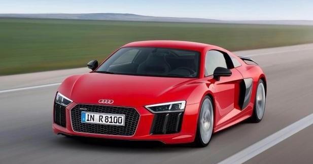 Audi R8: le turbo, c'est pour bientôt