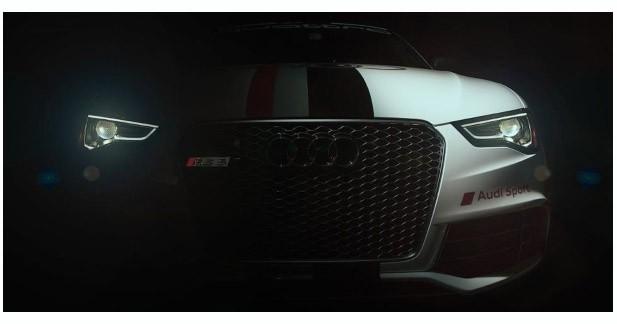 Audi prépare une RS5 spéciale pour la course de Pikes Peak
