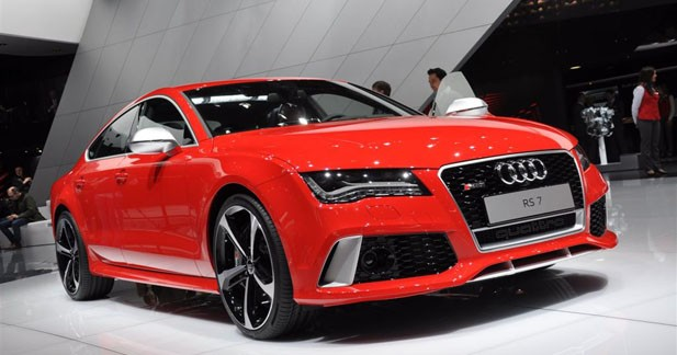 Audi RS7 : luxe explosif